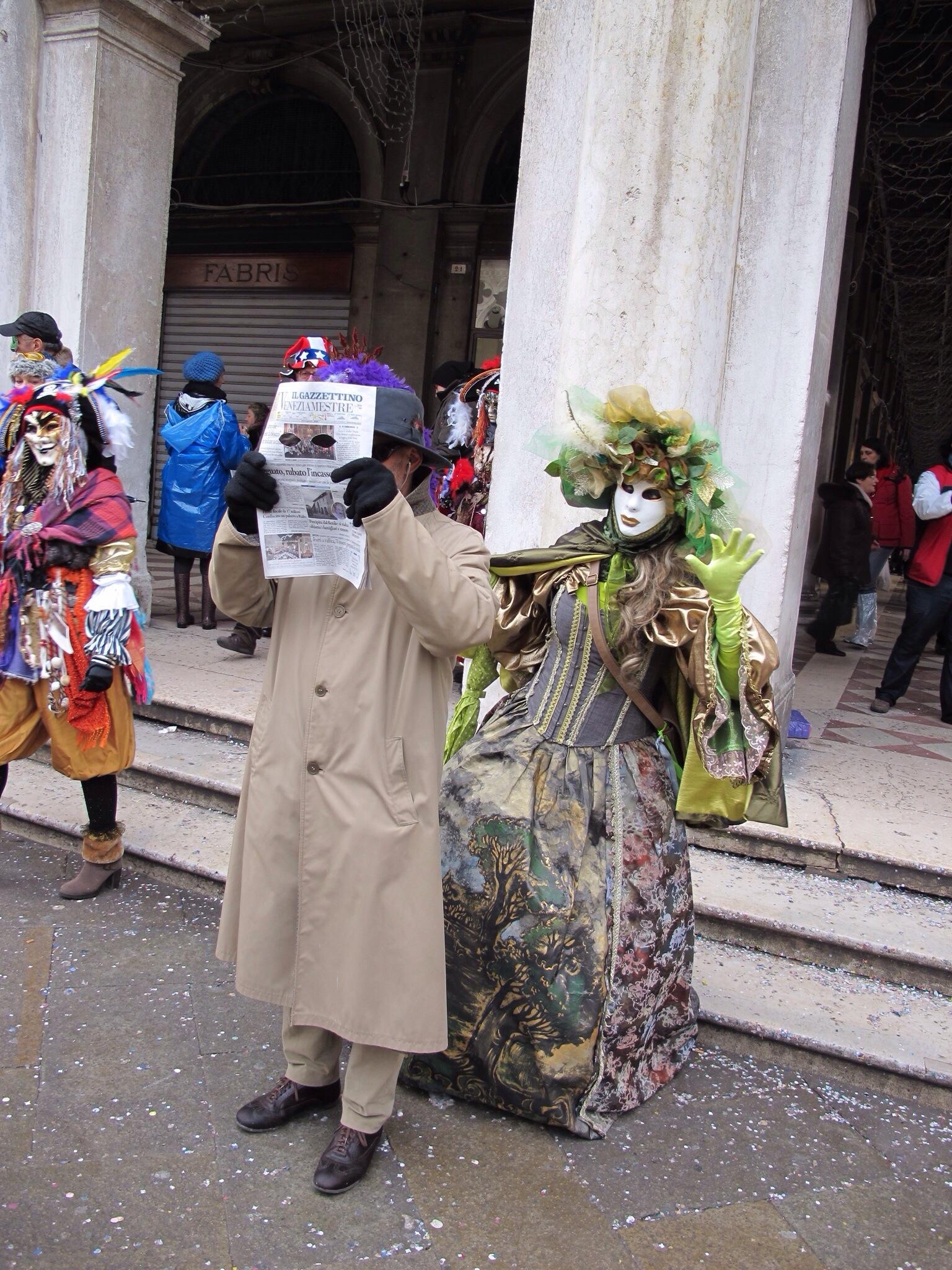 Carnaval venice ferrer angelica - Mascaras de carnaval de venecia ...